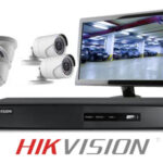 4 channel 2mp hikvision full HD 1080P CCTV system price in Lagos